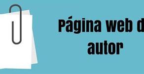 Soy escritor, ¿es necesario que tenga una página web de autor?