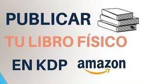Cómo vender en Amazon tu libro en papel