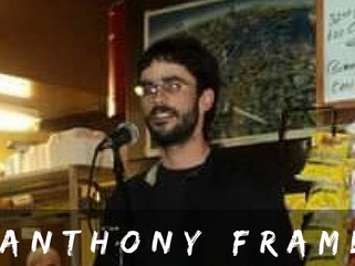 Stress, Success, and Spiderman With Anthony Frame