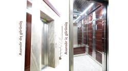 asansör ikili