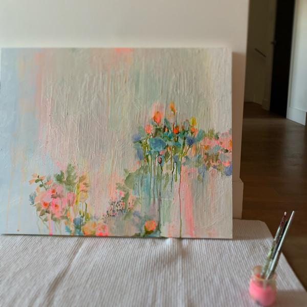 La question des fleurs no.21/ What About Flowers #21