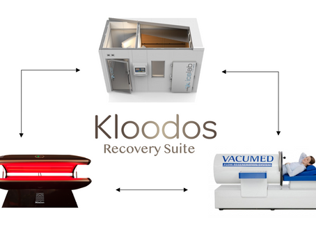 RECOVERY SUITE PROVIDES THE ULTIMATE HEALTH & LIFE OPTIMISATION.