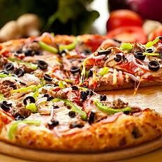 Nipper's Special Pizza