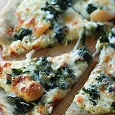 Spinach & Feta Pizza