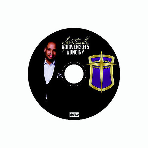 Driven Series CD set