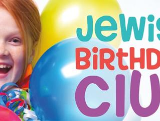 Festas de Aniversario e Judaismo
