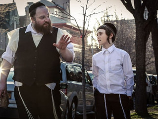 Review do Filme Menashe - Netflix