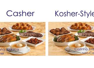 Cozinha Judaica x Cozinha Casher
