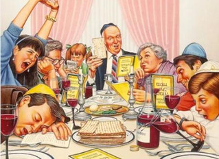 Seja um convidado exemplar para o Seder de Pessach!