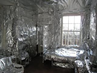 Pessach? Vamos falar de papel aluminio.
