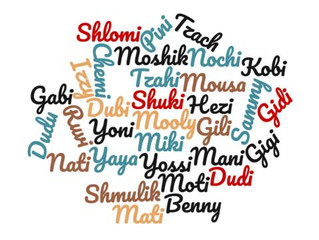 Nomes Hebraicos