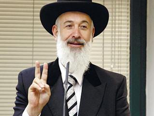 Ex-Grao Rabino de Israel Vai Preso