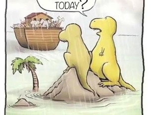 Pq Nao Ha Dinossauros Na Torah???