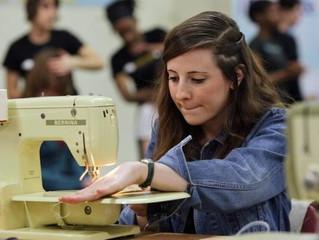 Pensando em Judaismo Ortodoxo? Aprenda a Costurar.