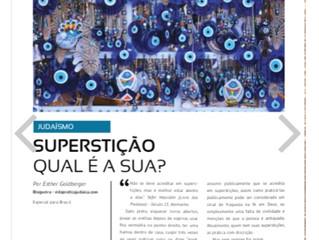 Minha Matéria na Revista Bras.il!