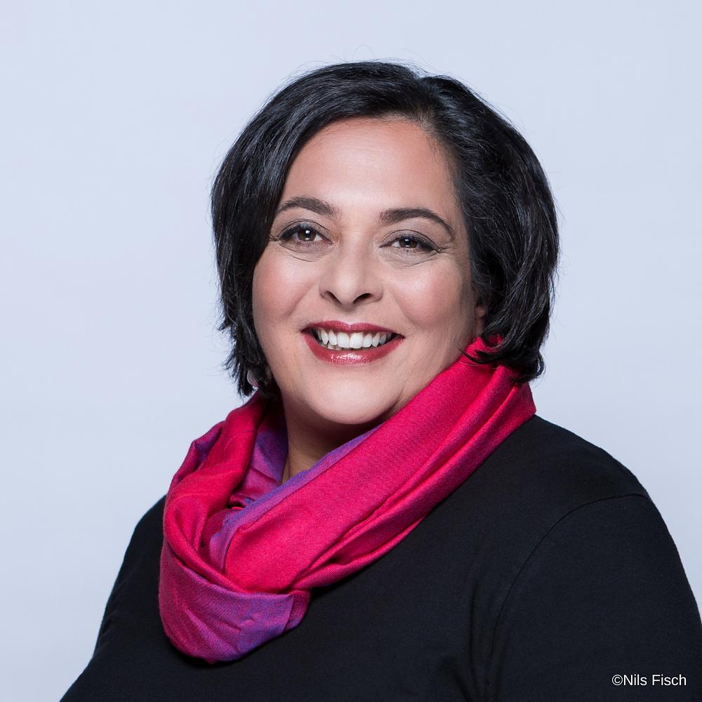 Leila Straumann, jefa del Departamento de Igualdad de Género del cantón Basel-Stadt