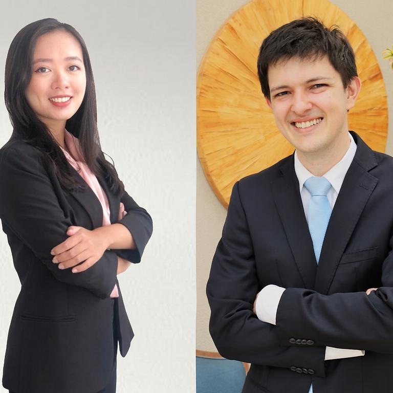 Observa Convida - Larissa Chen e João Pedro Biazi