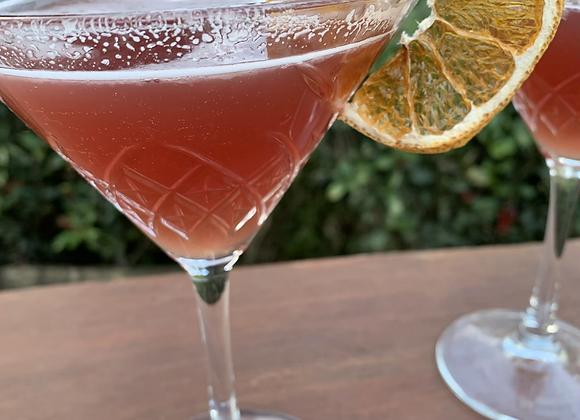 Timeless Martini Glasses