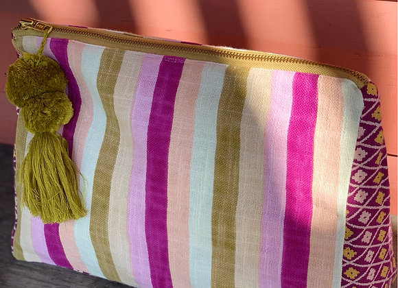 Sage and Clare Cosmetic bag