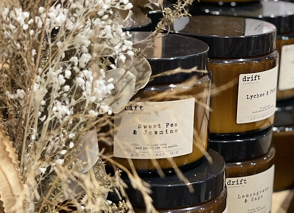 Drift Trading Co Candles