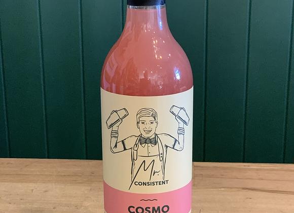 Mr Consistent Cosmo