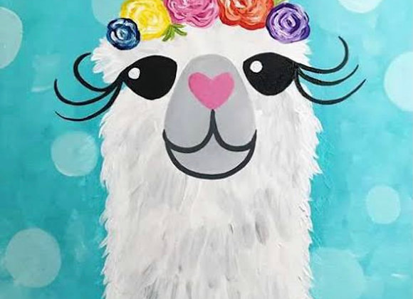 Kids get crafty with Paint 7th July