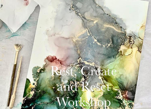Rest, Create and Reset Workshop