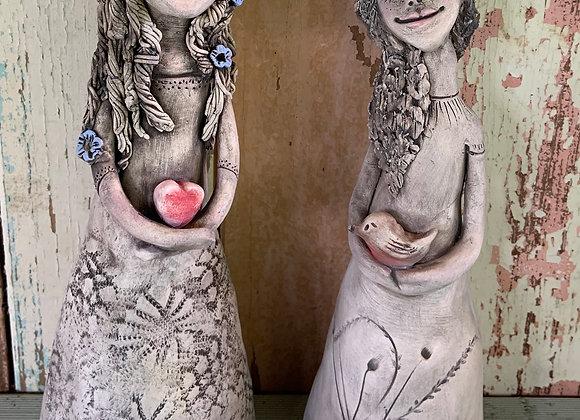 Bisque Sculpting Workshop 22nd August
