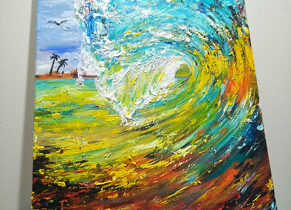 Paint and Sip Wave 6th August