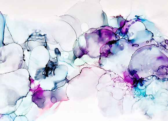 Alcohol Ink Workshop 7th August