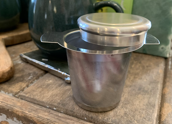 One cup tea strainer