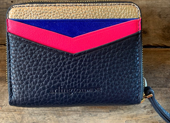 Arlington Milne leather mini wallet