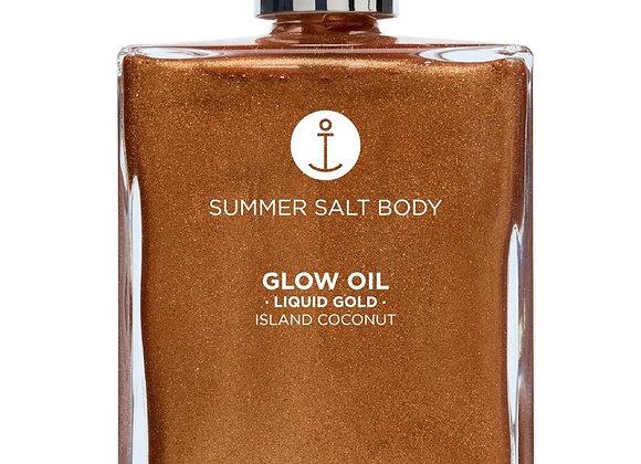 Liquid Gold Glow Oil