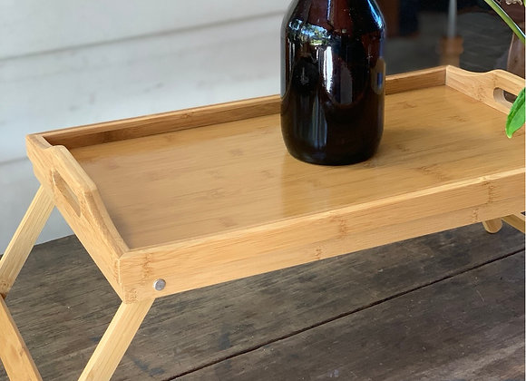 Collapsible Tray Table
