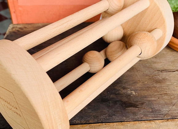 Timber Rolling Rattle
