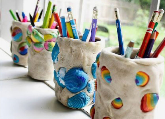 Clay Play Kids Holiday Workshop 9th July