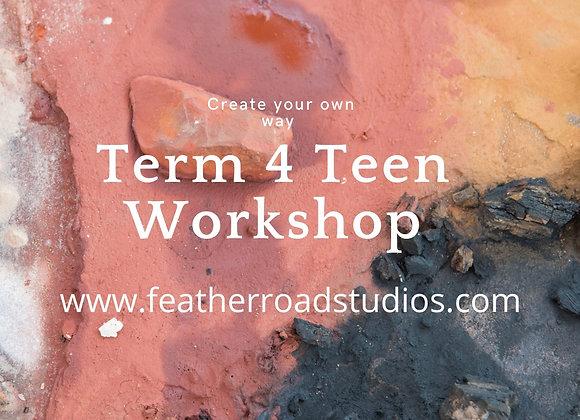 Term 4 Teen Workshop