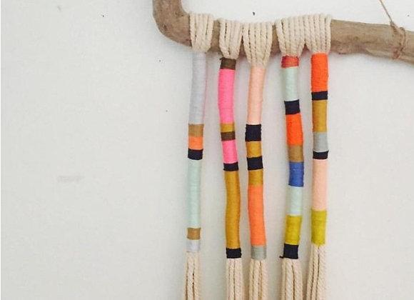 Bohemian  Yarn Wall Art 3rd June