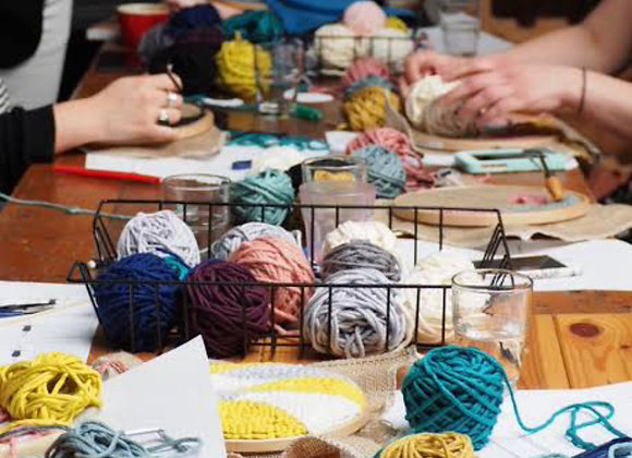 Freestyle Craft and Coffee Session 18th June