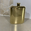 Thumbnail: Luxe gold hip flask