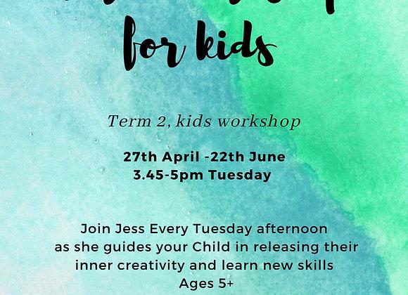Term 2 Kids Workshop