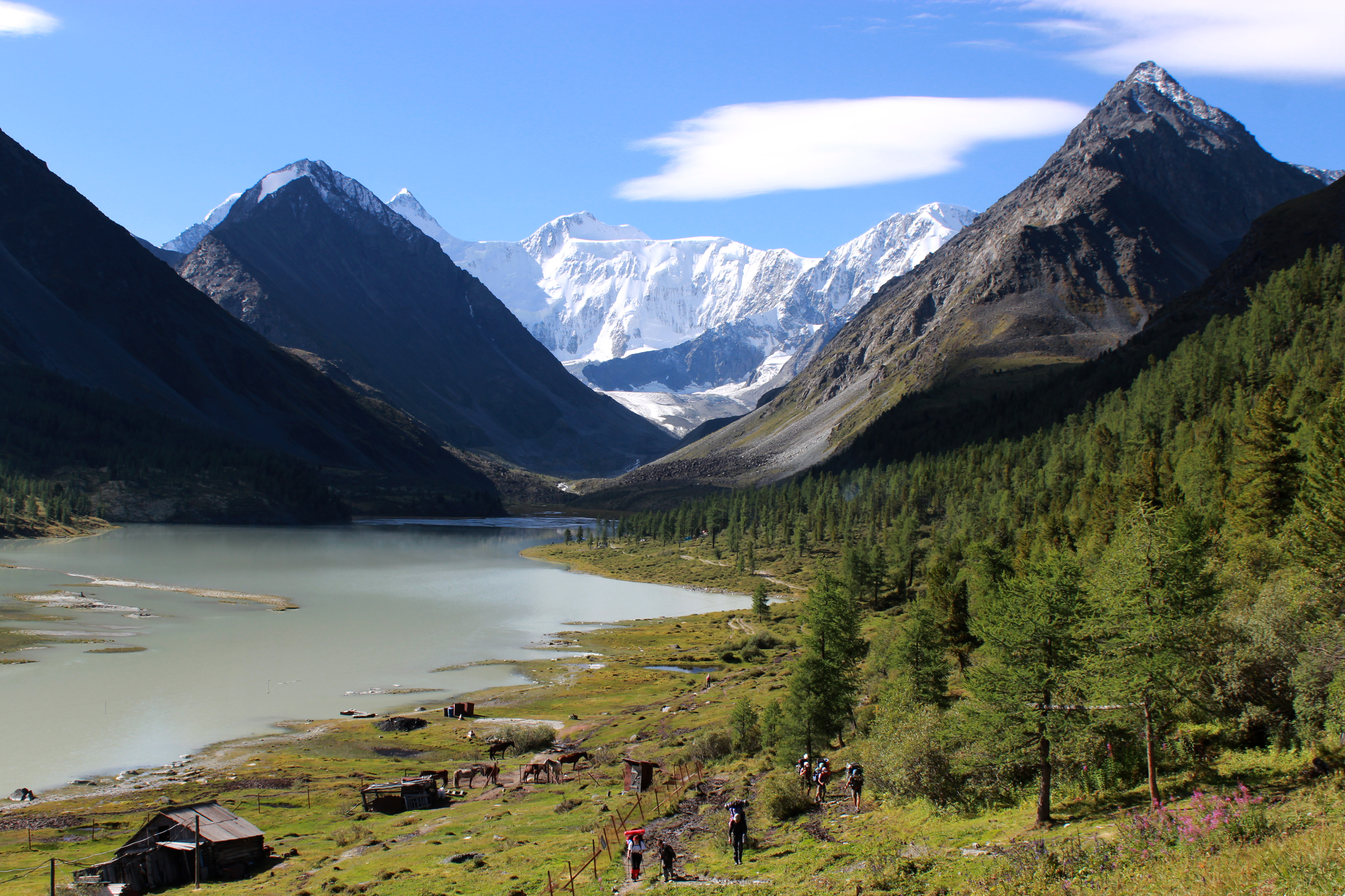 Trek Altai Sibérie