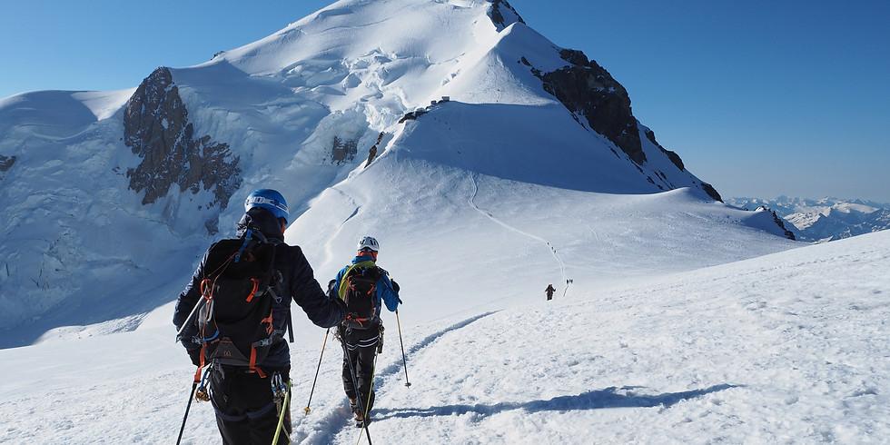 Objectif Mont-Blanc (7 jours + 2jours)