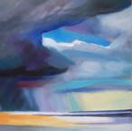 Storm over Aldeburgh