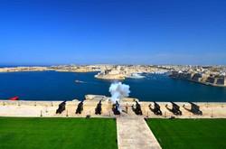 Upper Barrakka Gardens, Valletta
