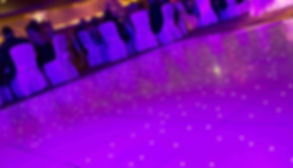 LED Starlit Dancefloor Hire