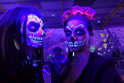 UV Face and Body Painting Hire around the North West, Lancashire and Cheshire