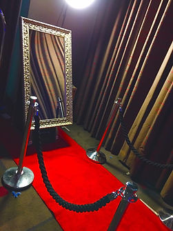 Magic Selfie Mirror Booth Hire in Liverpool, Cheshire and Lancashire