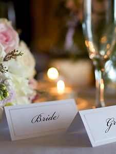Wedding Packages in the North West, Cheshire and Lancashire.