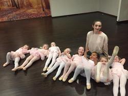 Ballet & Tap Dance Classes
